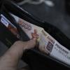 Работники супермаркета подозреваются в краже денег у администратора