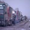На трассе Назарово-Ачинск затруднено движение
