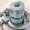 Бывший судебный пристав присвоила деньги, принятые от должника