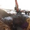 В поселке Таежный продолжаются работы по устранению аварии на котельной
