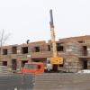 В Ачинске завершается строительство трехэтажного дома по ул. Голубева