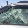В Березовке неизвестные обстреляли автомобиль журналистки