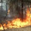 В крае начался пожароопасный сезон