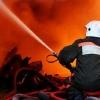При пожаре в доме престарелых в селе Казачинское погиб человек