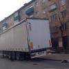 Нетрезвый дальнобойщик сбил электростолб в Красноярске