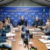 Красноярск посетил глава МЧС России