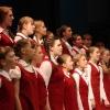В Ачинске прошли фестиваль хоровой музыки и конкурс народного творчества