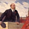 Россияне о Владимире Ленине