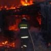 В Абакане пожарные вывели из задымлённого здания пять человек