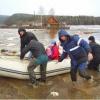 В Северо-Енисейском районе Красноярского края повысился уровень воды в р. Тея