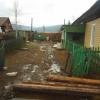 Жители поселка Тея Красноярского края вернулись в свои дома