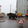 Работы на улице Каратанова в Красноярске будут завершены сегодня