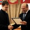 Победителей конкурса «Учитель года Красноярского края» глава города Ачинска наградил благодарственными письмами