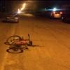 В Абакане велосипедист стал виновником аварии