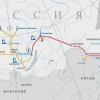 Через Абакан может пройти газопровод Россия-Китай