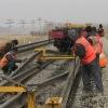 На строительстве железной дороги Междуречинск-Тайшет задействуют 1500 рабочих