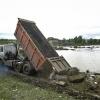 В Хакасии река топит новые районы, расположенные ниже по течению