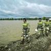 В Хакасии паводковая ситуация стабилизируется