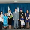 Президент наградил орденом «Родительская слава» многодетную семью из Лесосибирска
