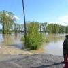 Подтопленные территории Хакасии подвергнутся дезинфекции