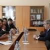 Виктор Толоконский и гендиректор СГК Михаил Кузнецов обсудили перспективы развития Назаровской ГРЭС