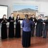 В Абакане открылась выставка книг церковного песнопения