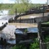Затопленным абаканским дачникам помогает администрация города