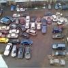 В Красноярске решают проблему парковки транспорта у Краевой больницы
