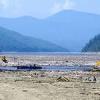 На Саяно-Шушенском водохранилище началась чистка акватории