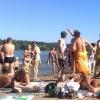В Абакане открылся купальный сезон