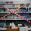 Ачинские полицейские проверяют торговые точки на предмет незаконной продажи алкоголя