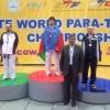Железногорец Виктор Александров – бронзовый призер чемпионата мира по пара-тхэквондо