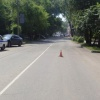В Абакане водитель сбил 10-летнюю девочку