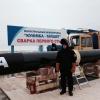 Завершена укладка дюкера на подводном переходе нефтепровода Куюмба - Тайшет