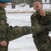 В Ачинском районе военнослужащий заплатит штраф за избиение сослуживца