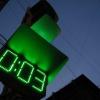В Абакане установлен первый из пяти запланированных светофоров