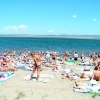На Ширинских озерах в Хакасии участились случаи автомобильных аварий