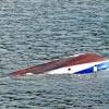 В Каратузском районе пассажирка перевернутой лодки утонула в реке