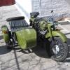 В Козульском районе задержан угонщик мотоцикла