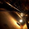 В Хакасии в шахте упала лифтовая клеть
