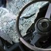 Минусинец на грузовике разбился на трассе в Хакасии