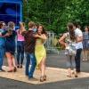 Каждую субботу красноярцев ждут кубинские танцы в «Татышев-парке»