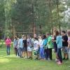 В Ачинске стартовала акция «Зарядка со стражем порядка»