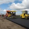 В августе закончится ремонт одного километра дороги Абакан-Саяногорск