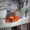 В Саяногорске пьяный мужчина поджог собственную квартиру