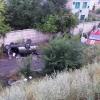 За рулем жигулей, «слетевших» с моста в Абакане, находился пьяный водитель