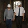 В Курагино строящуюся поликлинику посетил первый замминистра крайздрава