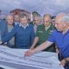 Глава Хакасии и директор Спецстроя осмотрели объекты военного городка