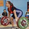Красноярская тяжелоатлетка –  серебряный призер чемпионата России