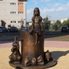 "В Абакане появилась скульптура ""Алиса в Стране чудес"""